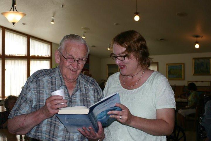 Christina Sunley and Magnus Olafson 2010