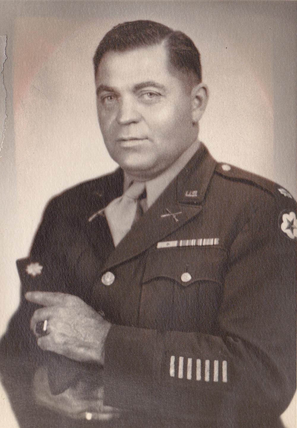 Major Dori Hjalmarson US Army
