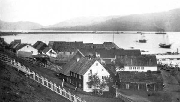 Akureyri 1885