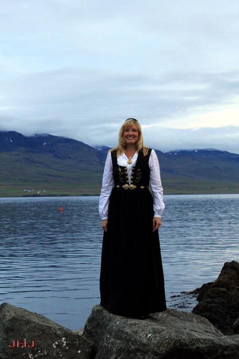 Sunna Furstenau in Vopnafjörður