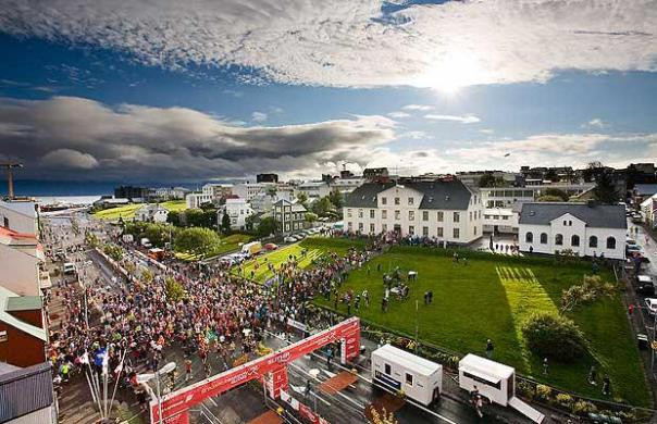 Reykjavik Marathonö1