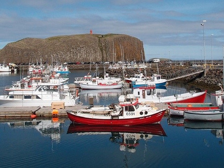 Iceland's Festival of the Sea