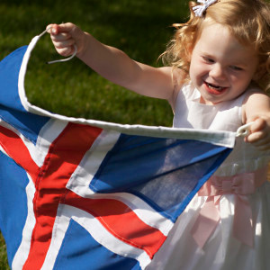 Icelandic flag fun