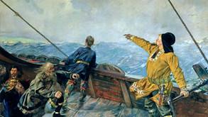 Leifur Eiríksson – Son of Iceland – Grandson of Norway