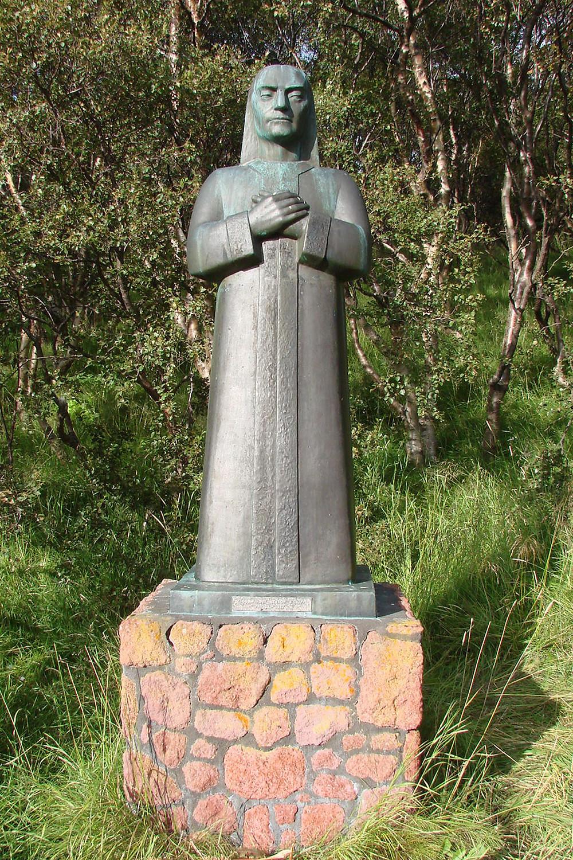 Bishop Guðmundur Arason