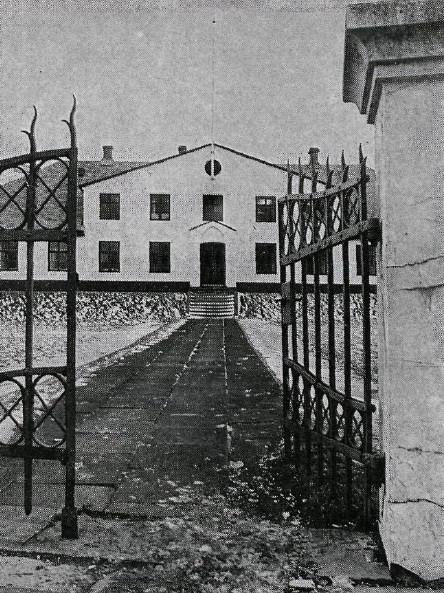 stjornarrad Reykjavík Prison