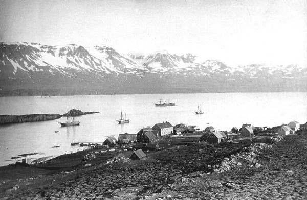 Vopnafjörður - SS Camoens