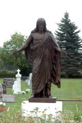 Thorvaldsen Statue