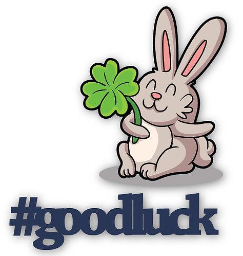 #goodluck