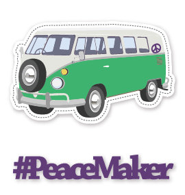 #PeaceMaker