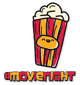 #MovieNight