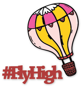 #FlyHigh