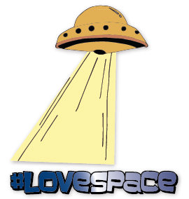 #LoveSpace