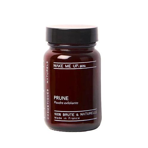 Poudre exfoliante - Prune