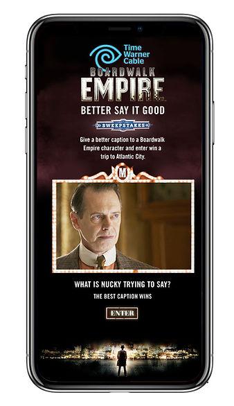 HBO social media campaign