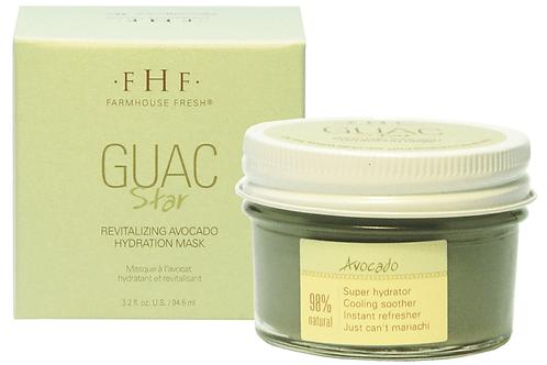 Guac Star® Soothing Avocado Hydration Mask