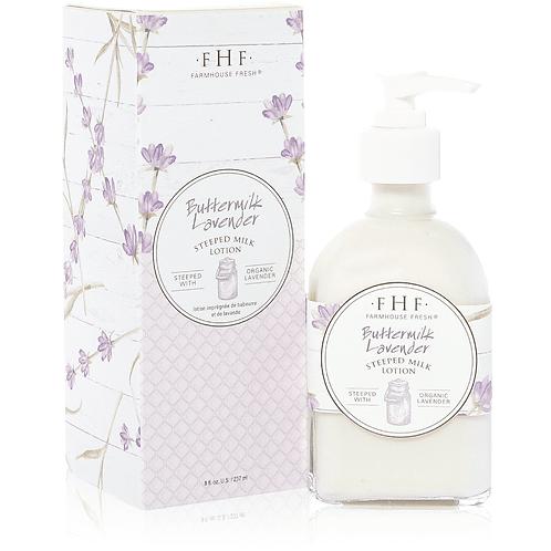 Buttermilk Lavender Steeped Milk Lotion®