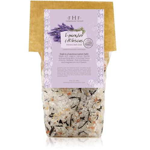 Gourmet Mineral Bath Soak