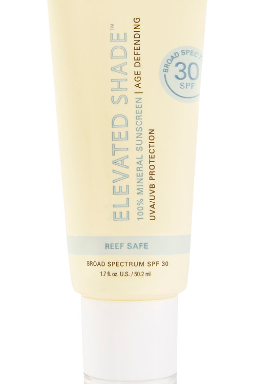 Elevated Shade® Age-Defending 100% Mineral Sunscreen