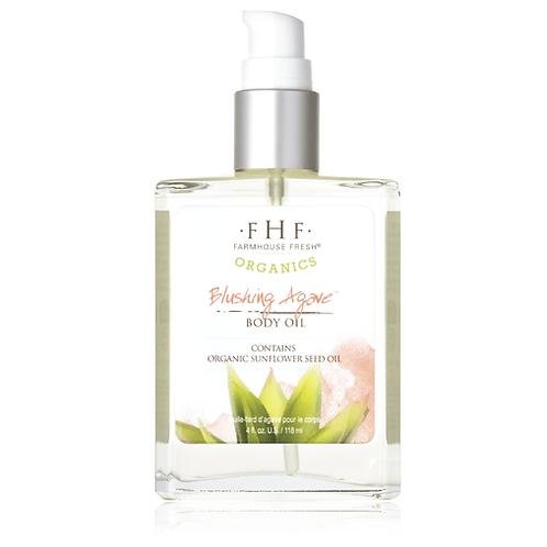 Blushing Agave® Organic Body Oil