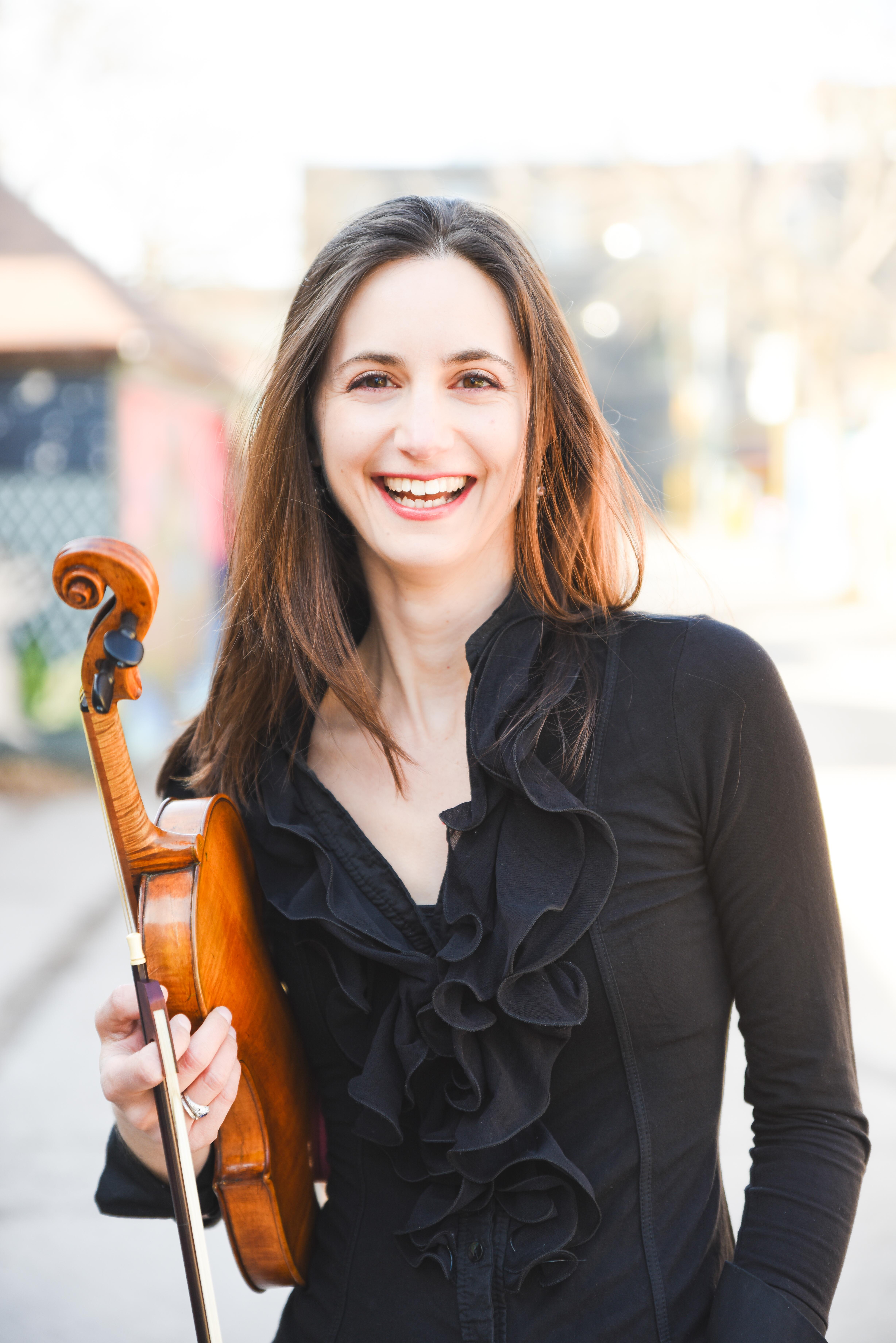Rezan Onen-Lapointe, violinist