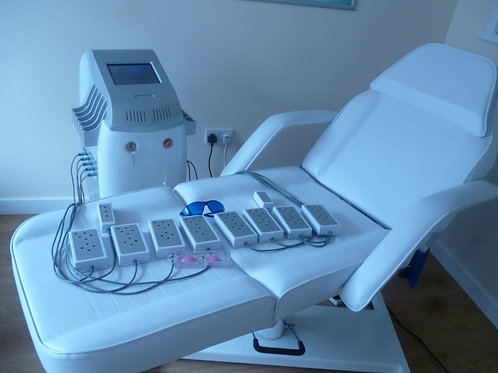 Laser Lipolysis One Area (Two Sessions)