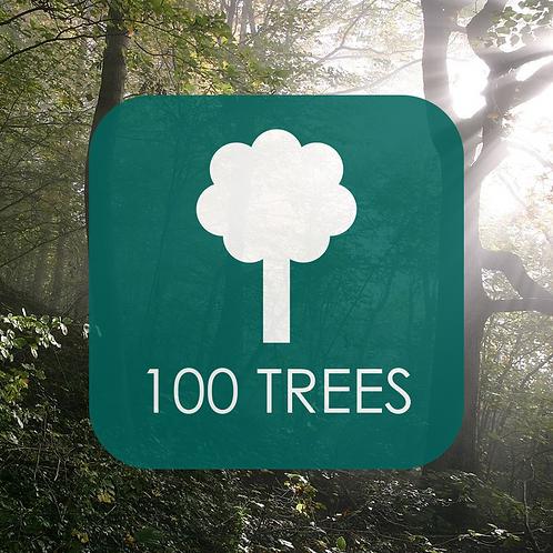Trees x100