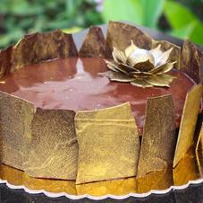 Chocolate Crunchy Cake