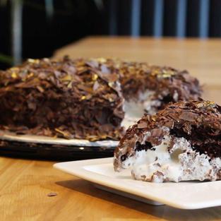 Chocolate Mystery Cake