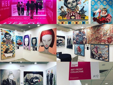 Affordable Art Fair Singapore 2017