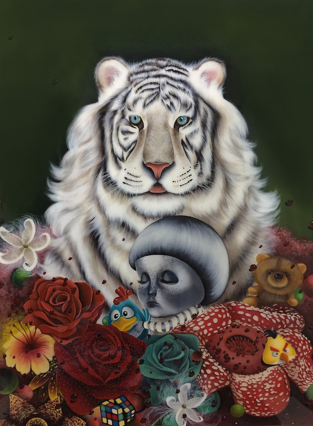 """Night Safari"" #1 -  by Saramello"