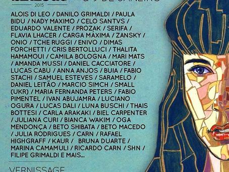 """Mostra Sinlogo"" 2015"