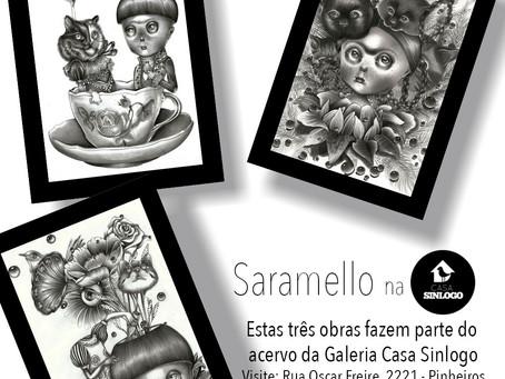 Saramello e Casa Sinlogo