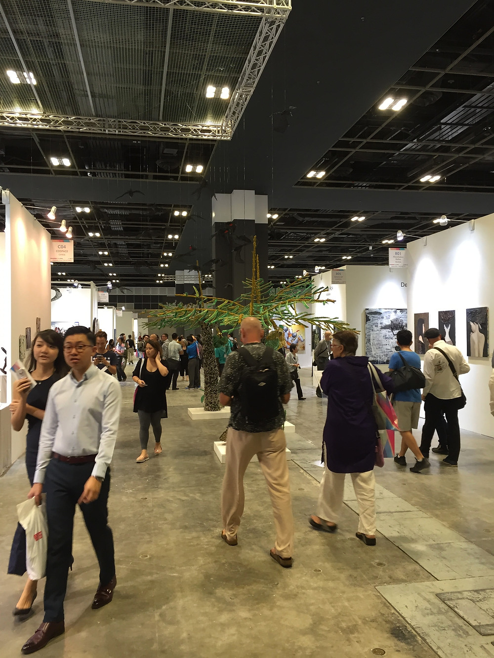 Singapore Contemporary Art Show 2016