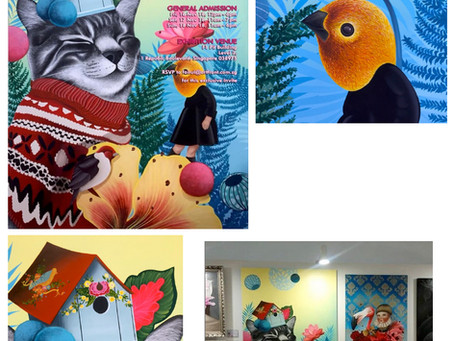 Affordable Art Fair Singapore - November