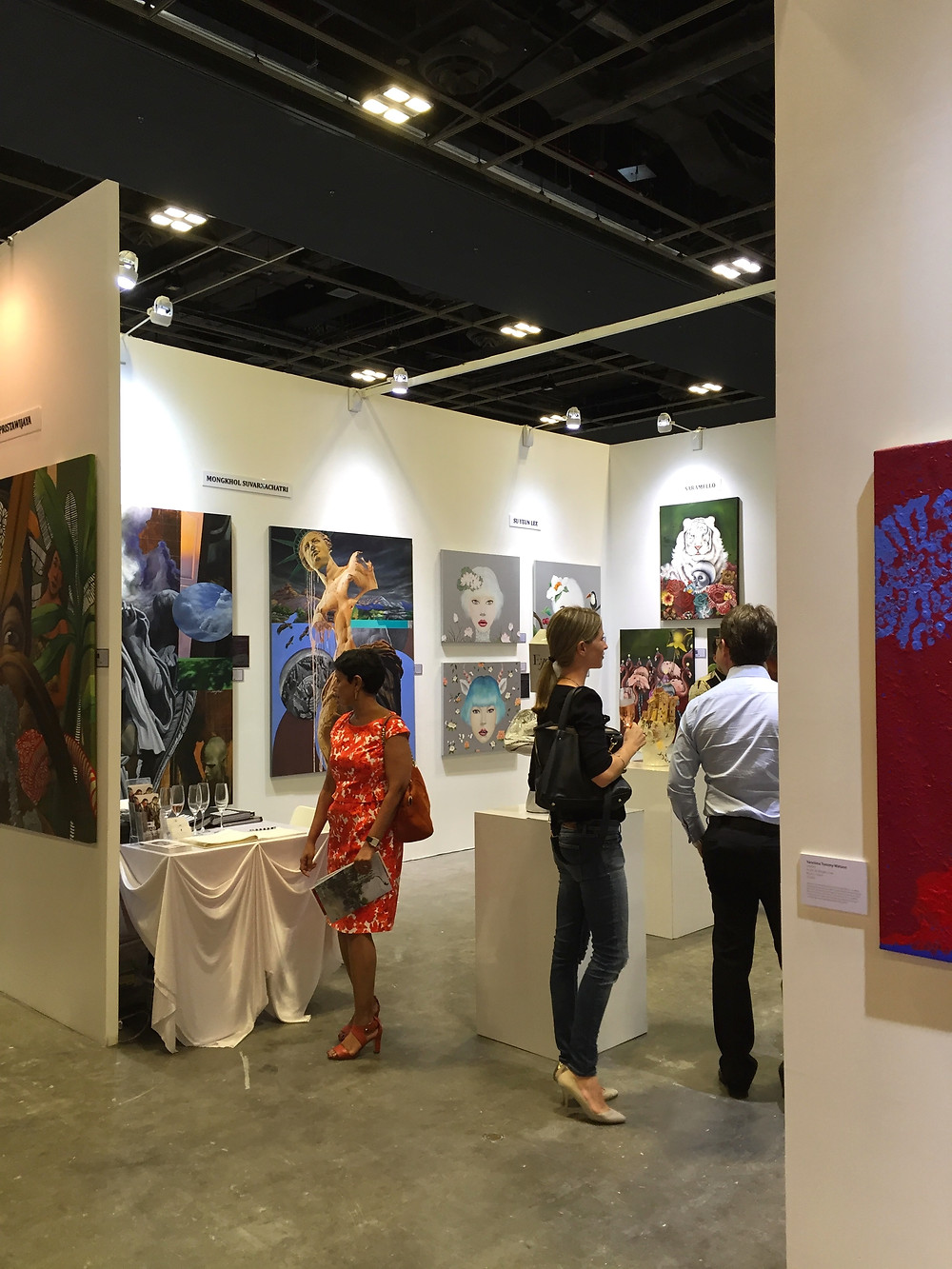 Art Front Gallery - Booth C09 - Sunte City Singapore