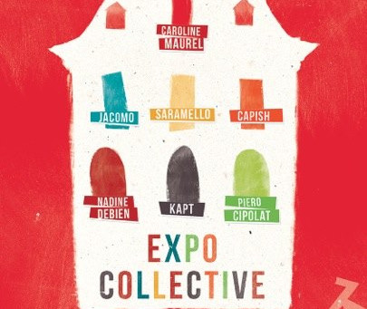 COLLECTIVE EXHIBITION IN FRANCE