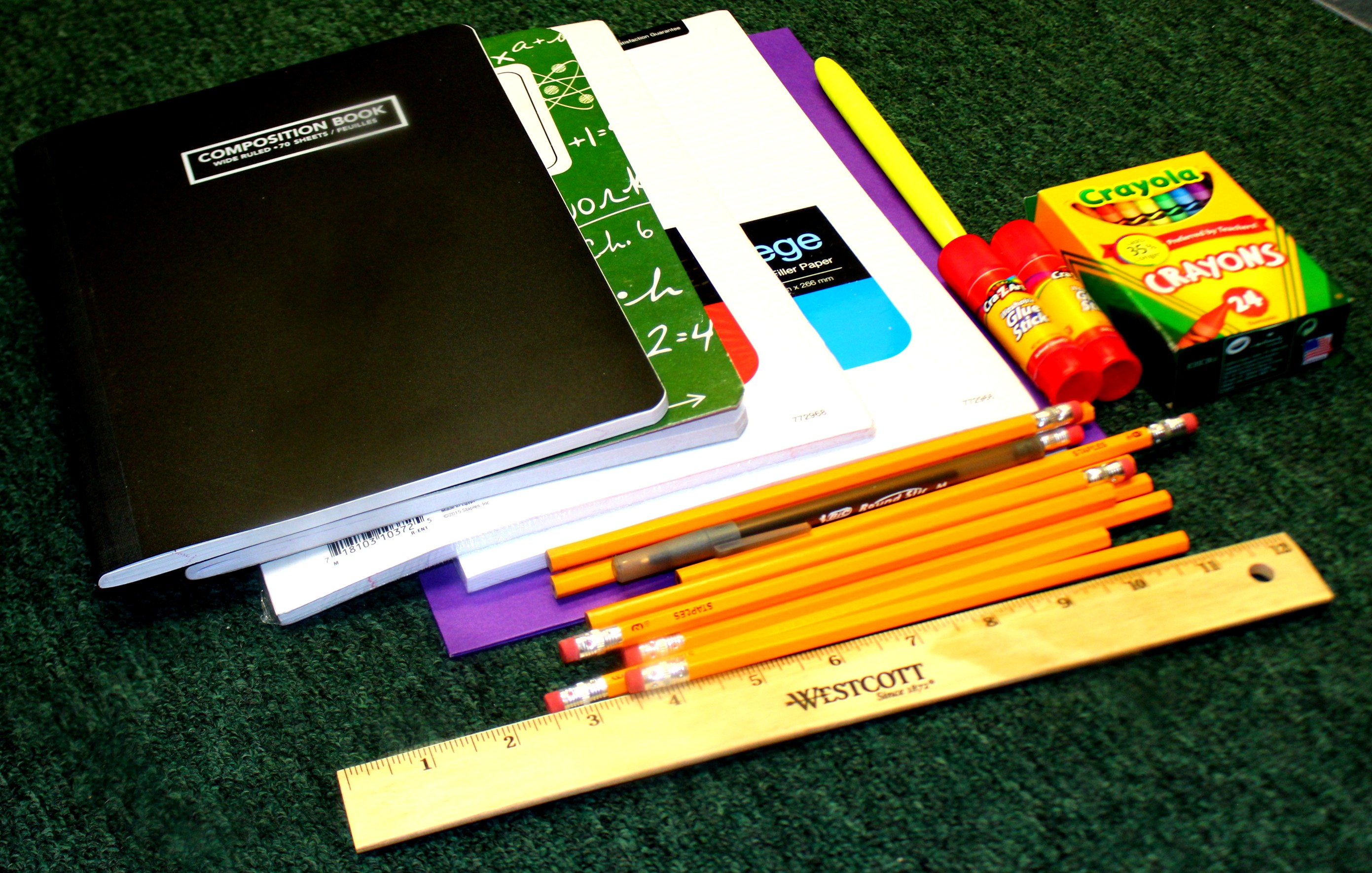2015School Supply Giveaway