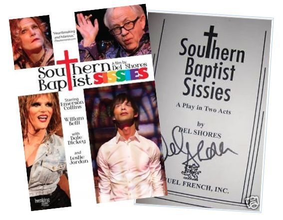 Southern Baptist Sissies Combo (play and movie)