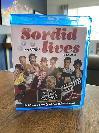 Sordid Lives the Series - BLURAY