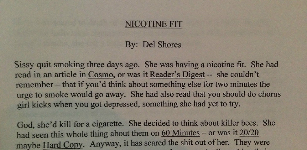 Nicotine Fit
