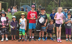 School Holiday Tennis Camp
