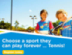 ANZ Hot Shots Tennis