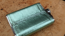Hand Stitched Hip Flask