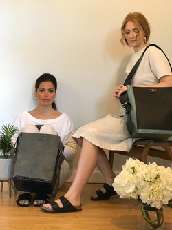 Ortia Bespoke Leather Tote