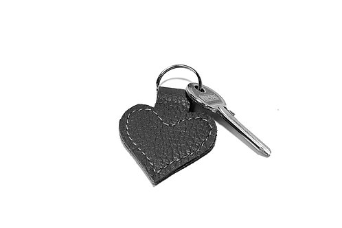 BESPOKE Heart Key Ring.