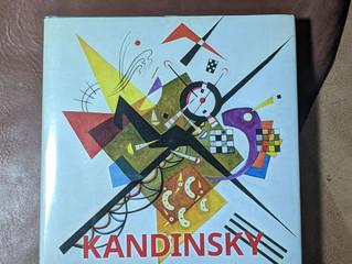 Waasily Kandinsky - inspiration of the month.
