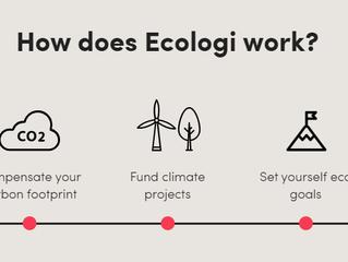 Earth week - Ecologi.
