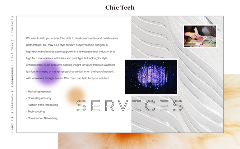 Web Page - Services