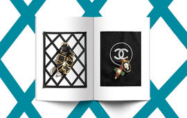 Yasu and Junko's Promo Book -Vintage Chanel